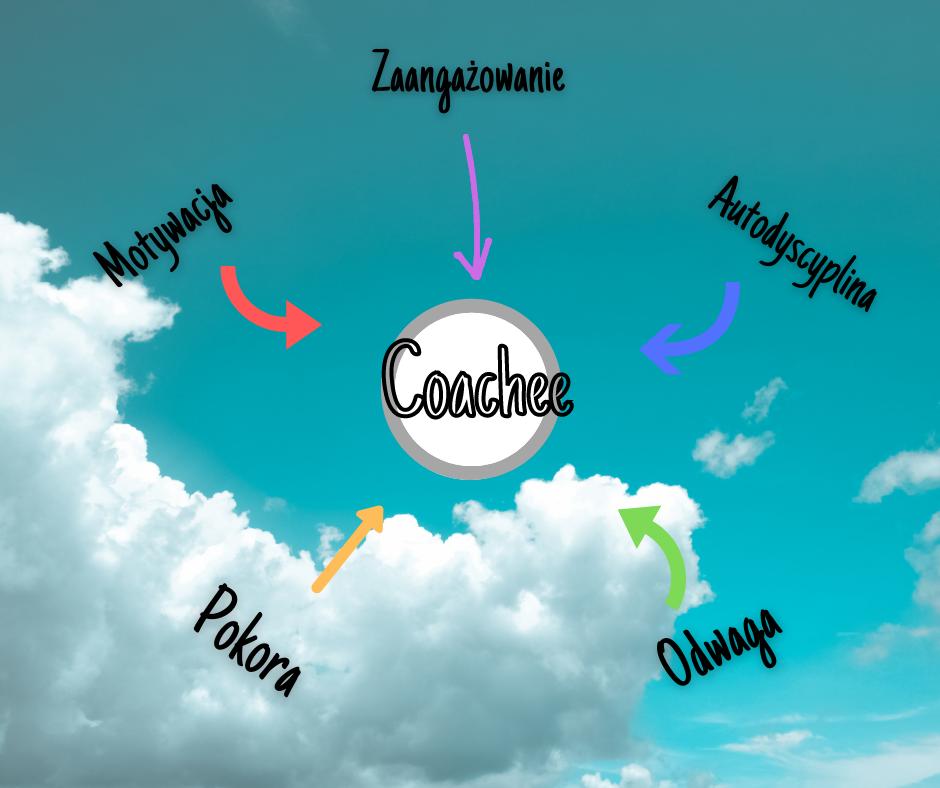 Pięć czynników, które są potrzebne zestrony Coachee, żebycoaching zadziałał